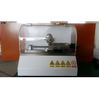 Electronic V notch cutting machine