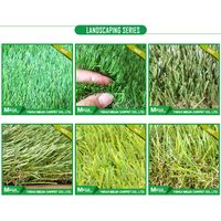 landscaping artificial turf for garden fake grass carpet thumbnail image