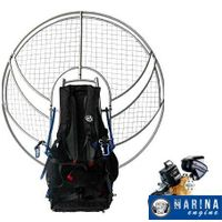 Parajet Volution 3 With Polini Thor 130 Paramotor