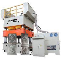 steel door skin making machine door frame hydraulic press