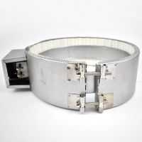 Laiyuan Electric Industrial Extruder Mold Ceramic Band Heater with One Year Warranty thumbnail image