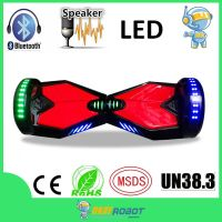 8 inch self balance smart balance wheel with bluetooth