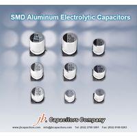 JCC - 2000H at 85°C, Low Leakage SMD Aluminum Electrolytic Capacitor thumbnail image