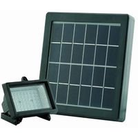 54LEDs Solar Flooded Led Lamp solar powered Outdoor Solar Led Flood lights Solar LED Spotlights Gard