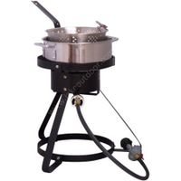 outdoor propane fish fryer