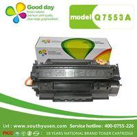 Printer toner cartridge for HP Q7553A thumbnail image