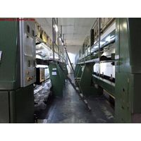 Used Saurer 1040 Embroidery machine 105sm, 2 pcs
