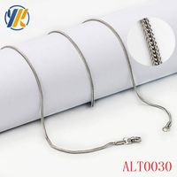 Jewelry Accessories Stainless Steel Chain Fashion Necklace