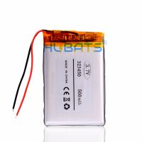 Hubats 323450 500mAh 3.7V Rechargeable li Polymer Battery 323449 For SONY MP3 Game Player mouse PSP