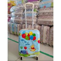 16'' kids luggage travel suitcase trolley case