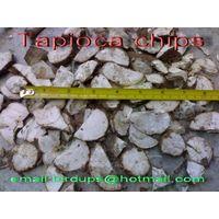 Cassava Chips for Industrial Grade