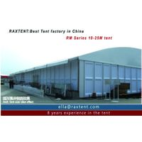 15m x 42m arched tent for entertainment or circus Rax Tent