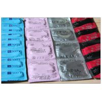 OEM natural latex condom -plain,ribbed, dotted ,different style condom