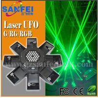 LED Laser Beam UFO--Stage Laser Show Light
