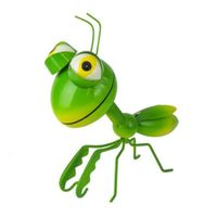 Unique 3d insect metal crafts modern home decorations