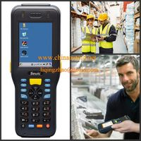Handheld rugged barcode scanner pda terminal for manufacturing management-AUTOID 7P