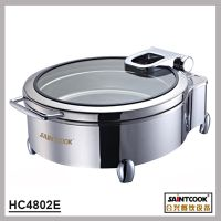 HC48002E round chafing dish,food warmer for buffet service