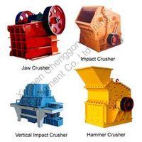 ore of minerals crusher crushing ore stone equipment machine