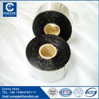 aluminum foil self adhesive bitumen strip tape