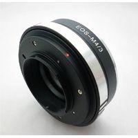 EOS-M43 lens conversion ring for panasonic lens thumbnail image