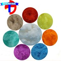 Dope Dyed Recycled Polyester Fiber 1.5Dx38mm for Spinning/Nonwoven thumbnail image