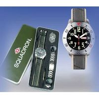 Military style cool sporty watch set thumbnail image