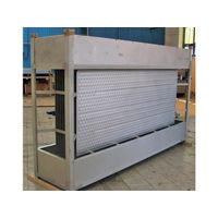 Efficiency Immersion Plate Heat Exchanger Falling Film Heat Exchanger