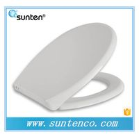 popular soft close urea toilet seat cover in European style
