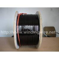 Enameled Flat Aluminum Wire Size thumbnail image