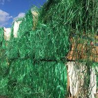 green pet strap scrap,pet strap scrap crushed,pet strapping scrap thumbnail image