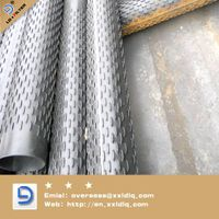 Galvanized steel Bridge Slotted Screen pipe thumbnail image