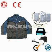 heated warm jacket,infrared heating jacket,infrared rechargeable jacket