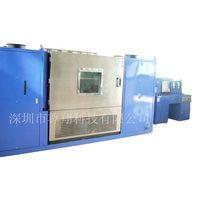 Pressure test machine of metal pipe