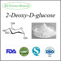 wholesale bullk 2-Deoxy-D-glucose Cancer Treatment Anti Cancer Raw Material