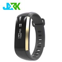 JXK Wristbands Real-Time Monitoring Blood Oxygen Blood Pressure Heart Rate Health Smart Bracelet
