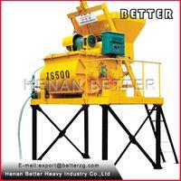 High quality low energy consumption JS Series concrete mixer for sale thumbnail image
