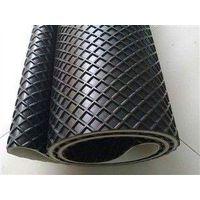 PVC black conveyor belt