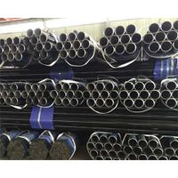 Carbon steel and carbon manganese steel seamless pipes for shipbuilding