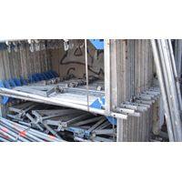 1503 sqm used sacffolding LAYHER Blitz (speedy scaff) - basic scaffolding equipment thumbnail image