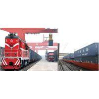 Qingdao to Chukursay railway transportation