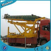 8T 14m high quality customized size multifunction hydraulic suspended platform thumbnail image