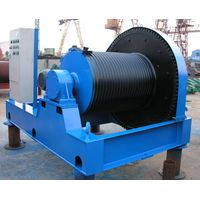 wire rope electric winch 15 ton