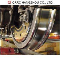 Wheel for train tramway metro and locomotives thumbnail image