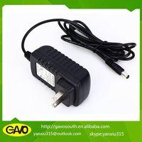 Shenzhen factory direct sale US ac dc universal switching power adapter thumbnail image