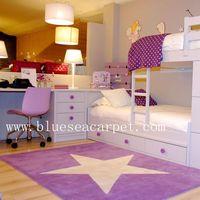 handtuffted kids acrylic rugs,carpet