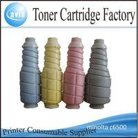 New arrival color toner cartridge for konica minolta c6500 printer