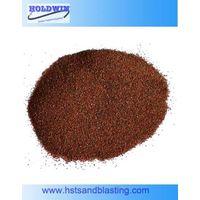 Garnet abrasive