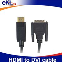High quality HDMI to DVI connector adaptor shenzhen manufacturer thumbnail image