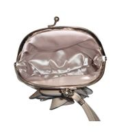 clutch bags pu body satin inner,unique evening bags thumbnail image