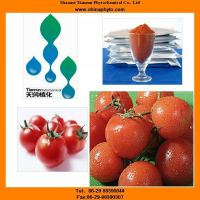 Sell tomato extract with lycopene powder, oil, antioxidant capsules thumbnail image